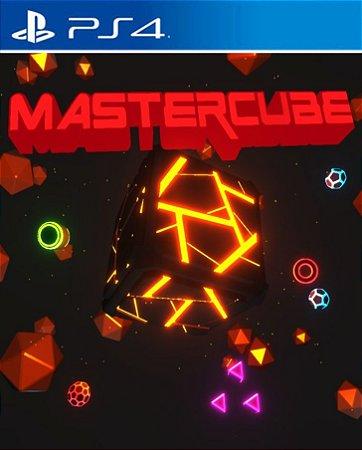 MasterCube PS4 PSN Mídia Digital