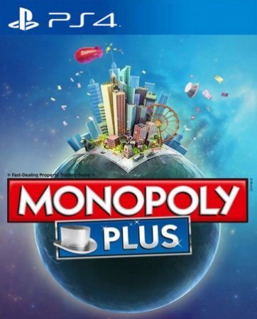 MONOPOLY PLUS  PS4 PSN Mídia Digital