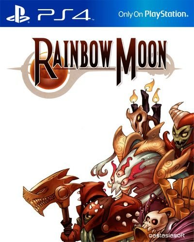 Rainbow Moon PS4 PSN Mídia Digital