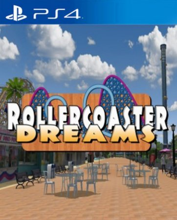Rollercoaster Dreams VR PS4 PSN Mídia Digital
