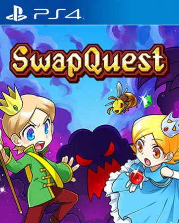 SwapQuest  PS4 PSN Mídia Digital