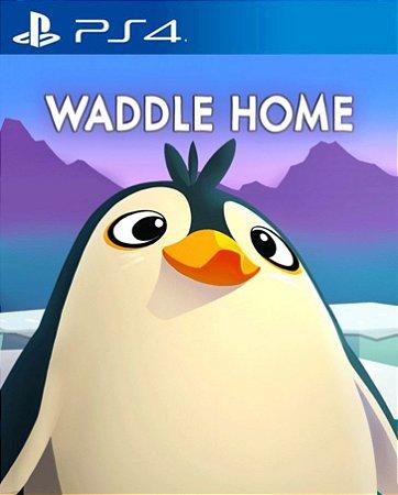 Waddle Home  PS4 PSN Mídia Digital
