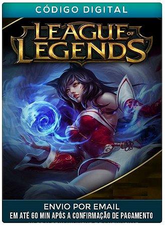 League Of Legends 2235 RPs Riot Points