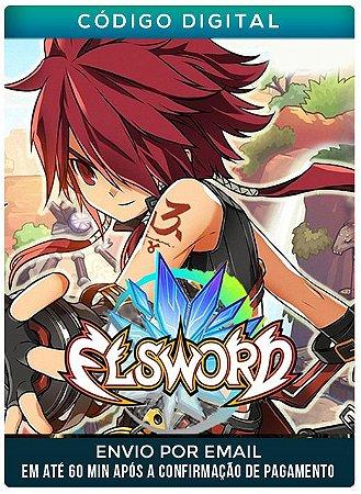 Elsword 8200 CASH