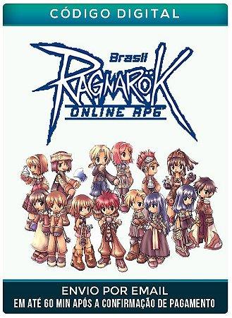 Ragnarok Online levelup  5000 ROPS