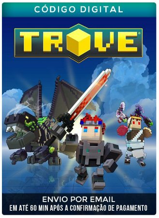 Trove 30 Day Patron Pass