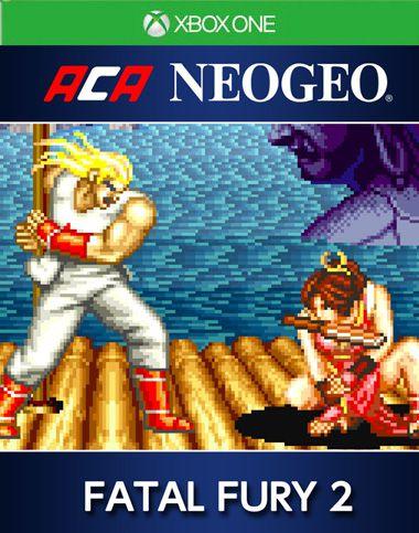 ACA NEOGEO FATAL FURY 2  Xbox One Código 25 Dígitos