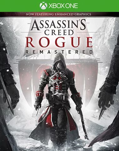 Assassin's Creed Rogue Remastered Xbox One Código 25 Dígitos