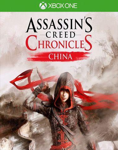 Assassin's Creed Chronicles China Xbox One Código 25 Dígitos