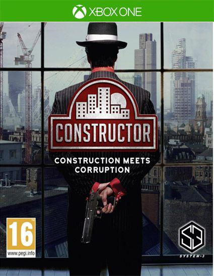 Constructor  Xbox one Código 25 Dígitos
