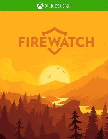 Firewatch Xbox One Código de Resgate 25 Dígitos