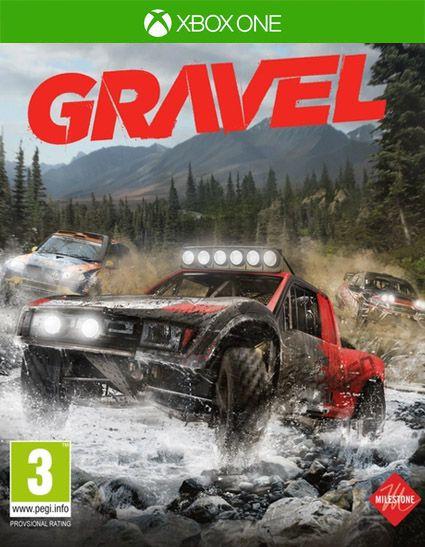 Gravel Xbox One Código de Resgate 25 Dígitos