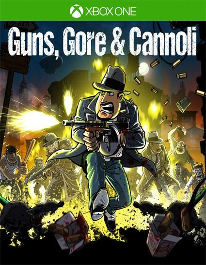 Guns, Gore and Cannoli Xbox One Código de Resgate 25 Dígitos