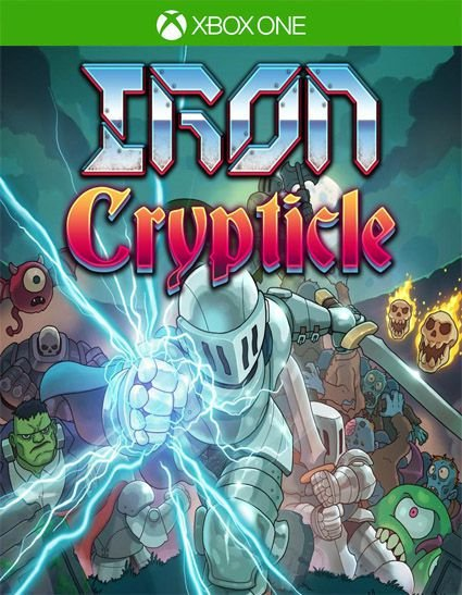 Iron Crypticle  Xbox One Código 25 Dígitos