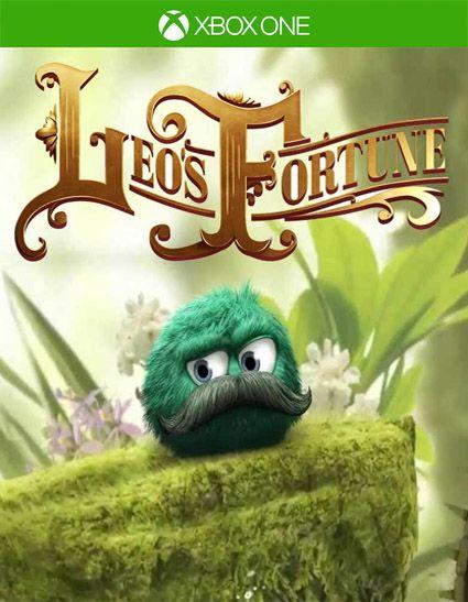 Leo's Fortune Xbox One Código de Resgate 25 Dígitos