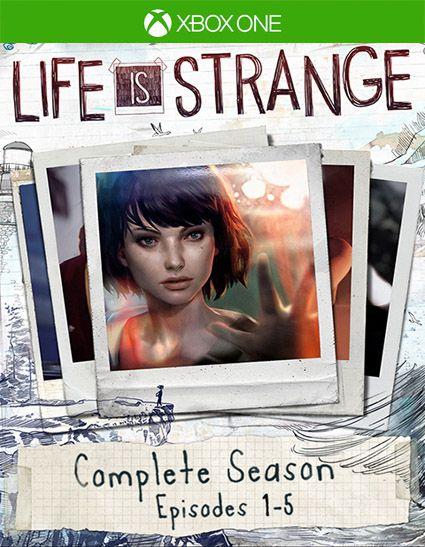 Life is Strange Complete Season (Episodes 1-5)  Xbox One Código de Resgate 25 Dígitos