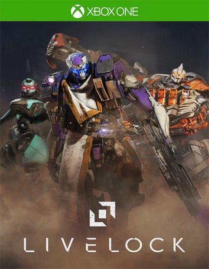Livelock Xbox One Código de Resgate 25 Dígitos