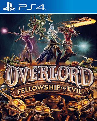 Overlord Fellowship Of Evil PS4 PSN Mídia Digital