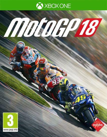 MotoGP 18  Xbox One Código de Resgate 25 Dígitos