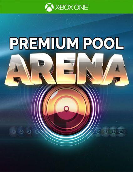 Premium Pool Arena Xbox One Código 25 Dígitos