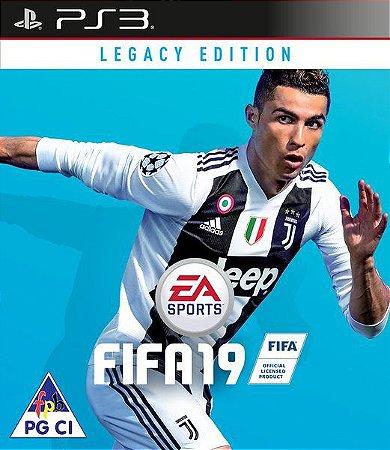 FIFA 19 Legacy Edition EA SPORTS PS3 PSN Mídia Digital