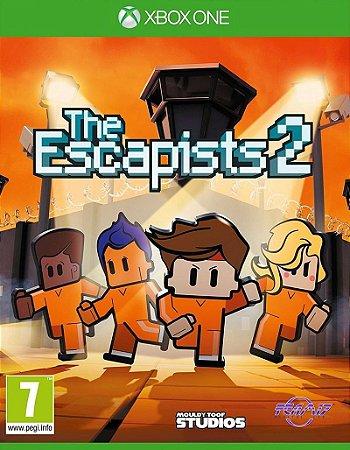 The Escapists 2  Xbox One Código 25 Dígitos