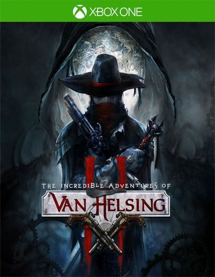 The Incredible Adventures of Van Helsing II Xbox One Código 25 Dígitos