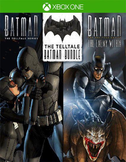 The Telltale Batman Bundle  Xbox One Código 25 Dígitos
