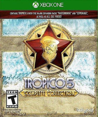 Tropico 5 - Complete Collection Xbox One Código 25 Dígitos