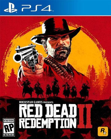 Red Dead Redemption 2  Ps4 psn Mídia  Digital