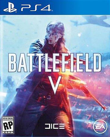 Battlefield V 5 PS4 PSN Mídia Digital