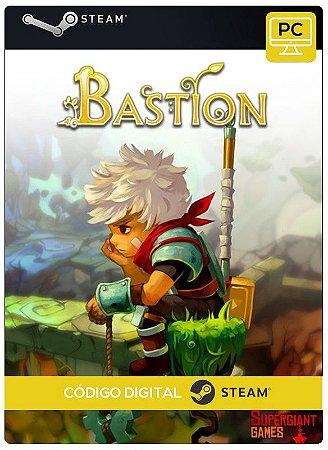 Bastion  Steam CD key PC Código De Resgate Digital