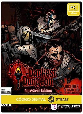 Darkest Dungeon: Ancestral Edition 2017 PC cd-key Steam Código de Resgate digital