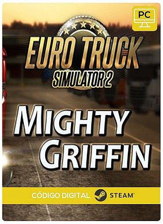 Euro Truck Simulator 2 - Mighty Griffin Tuning Pack  Steam Pc Código De Resgate Digital