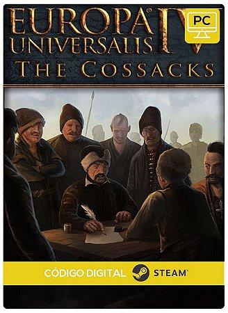 Europa Universalis IV - Cossacks Expansion Steam  Pc Código De Resgate Digital