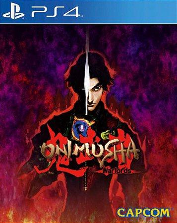 Onimusha: Warlords PS4 PSN MÍDIA DIGITAL
