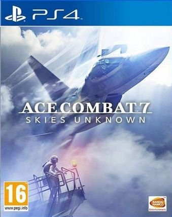 ACE COMBAT 7 SKIES UNKNOWN PS4 PSN MÍDIA DIGITAL