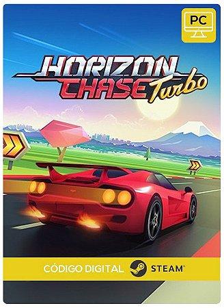 Horizon Chase Turbo   Steam  CD Key Pc Steam Código De Resgate Digital