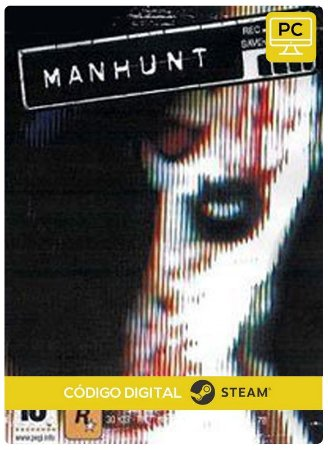 Manhunt Steam Pc Código De Resgate Digital