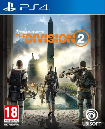 Tom Clancy's The Division 2  PS4 PSN Mídia Digital