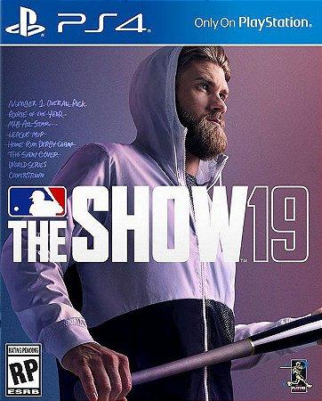 MLB The Show 19 PS4  PSN Mídia Digital