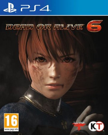 DEAD OR ALIVE 6  PS4 PSN Mídia Digital