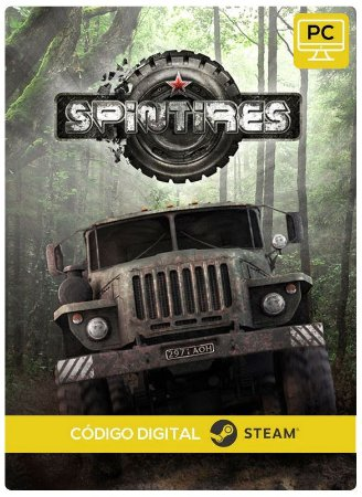 Spintires Steam Pc Código De Resgate Digital