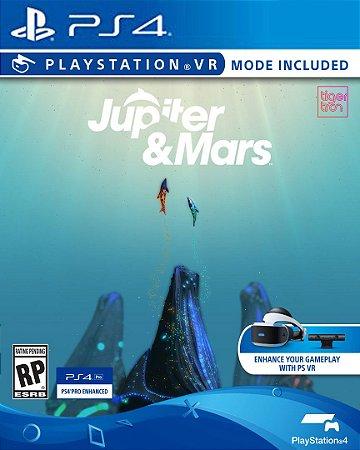 Jupiter & Mars  PS4 PSN Mídia Digital