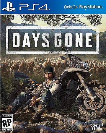 Days Gone PS4 PSN Mídia Digital