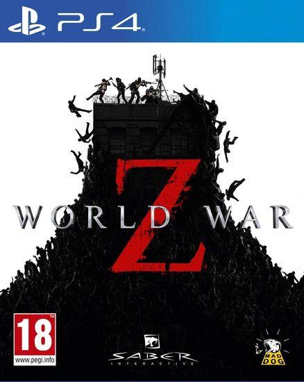 World War Z PS4 PSN Mídia Digital