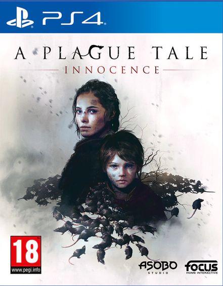 A Plague Tale Innocence   PS4 PSN Mídia Digital