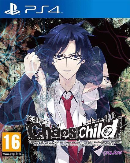 ChaosChild PS4 PSN Mídia Digital