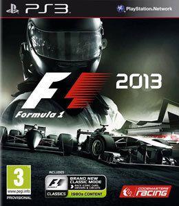 F1 2013  PS3 PSN Mídia Digital