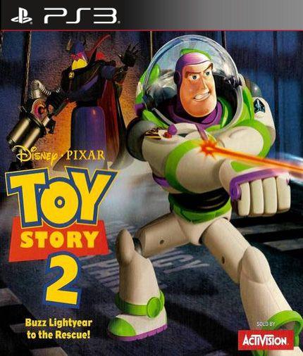 Disney Pixar Toy Story 2 PS3  PSN Mídia Digital